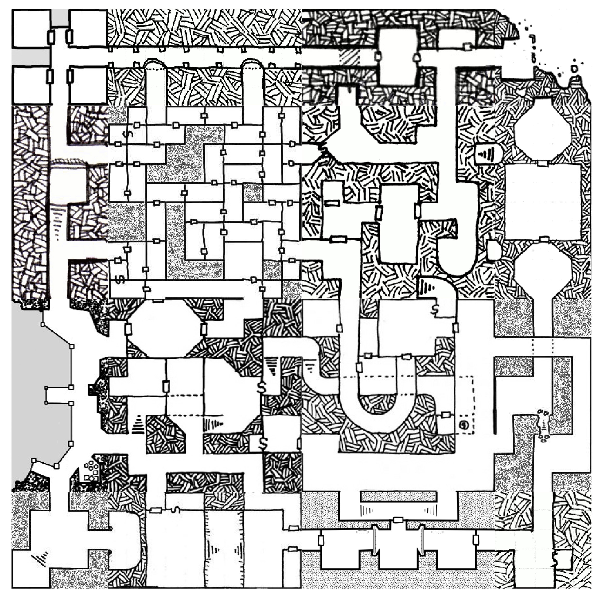 Dave\'s Mapper | RPG Map Generator | Emerald Tablet: Home