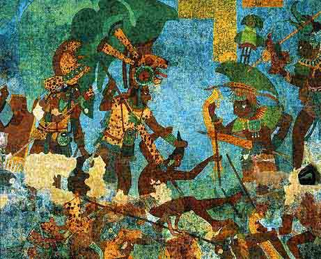 The Maya