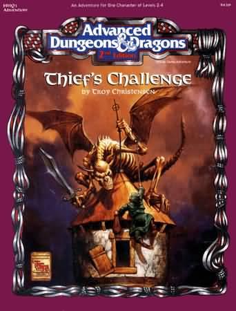Thief's_Challenge_(D&D_module)